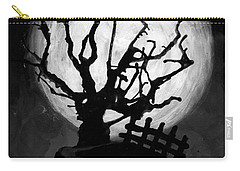 The Crooked Tree Carry-all Pouch
