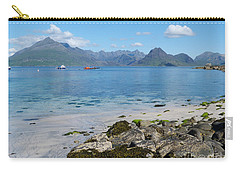 The Cuillins - Isle Of Skye Carry-all Pouch