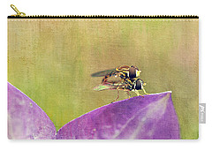 The Dance Of The Hoverfly Carry-all Pouch
