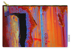 Carry-all Pouch featuring the photograph The Darkside by Christiane Hellner-OBrien
