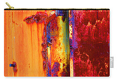 Carry-all Pouch featuring the photograph The Darkside II by Christiane Hellner-OBrien
