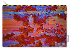 Carry-all Pouch featuring the photograph The Darkside #3 by Christiane Hellner-OBrien