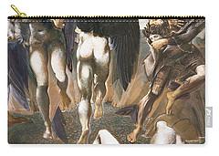 The Death Of Medusa II, 1882 Carry-all Pouch by Sir Edward Coley Burne-Jones