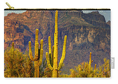 The Desert Golden Hour II  Carry-all Pouch