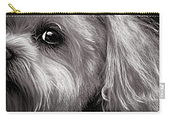 The Dog Next Door Carry-all Pouch