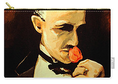 The Don And The Rose Carry-all Pouch