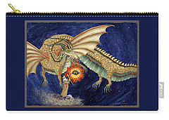 The Dragon King Carry-all Pouch