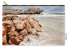 The Dragon Of Labadee Carry-all Pouch