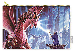 The Dragons Lair Carry-all Pouch
