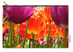 The Drooping Tulip Carry-all Pouch