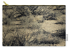 The Dry Lands Of Arizona Carry-all Pouch