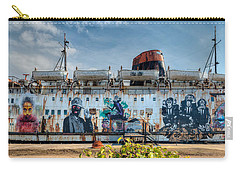 The Duke Of Graffiti Carry-all Pouch by Adrian Evans