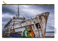 The Duke Of Lancaster Carry-all Pouch by Adrian Evans