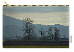 Carry-all Pouch featuring the photograph The Eagle Tree by Eti Reid