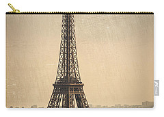 The Eiffel Tower In Paris France Carry-all Pouch