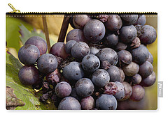 The End Of Grape Harvest Carry-all Pouch