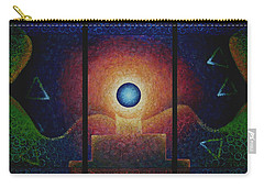 The Eternal Flame Carry-all Pouch