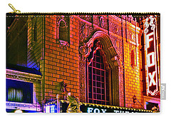The Fabulous Fox In St. Louis Carry-all Pouch