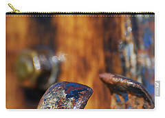 Carry-all Pouch featuring the photograph The Fairlead by Wendy Wilton