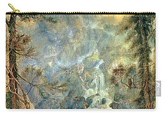 The Fairy Falls, 1908 Carry-all Pouch