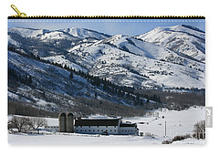 The Farm Carry-all Pouch by Marty Fancy