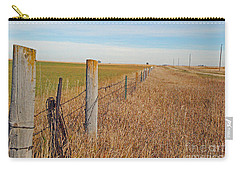 The Fence Row Carry-all Pouch by Mary Carol Story