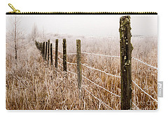 The Fence Still Stands Carry-all Pouch
