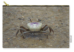 The Fiddler Crab On Hilton Head Island Carry-all Pouch