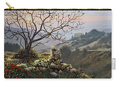 The Fig Tree   Mt Carmel Carry-all Pouch