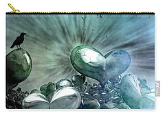 Lost Hearts Carry-all Pouch by Gabiw Art