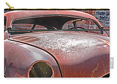 Carry-all Pouch featuring the photograph The Fixer Upper by Lynn Sprowl
