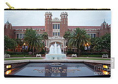 The Florida State University Carry-all Pouch by Paul  Wilford