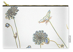 The Flowers Danced Carry-all Pouch