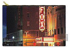 The Fox After The Show 2 Carry-all Pouch