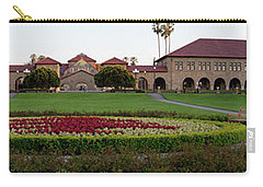 The Front Of Stanford University Carry-all Pouch