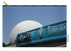 The Future Carry-all Pouch by David Nicholls