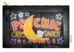 Carry-all Pouch featuring the photograph The Future by Lynn Sprowl