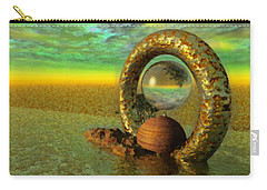 The Gate Of Reflections Carry-all Pouch
