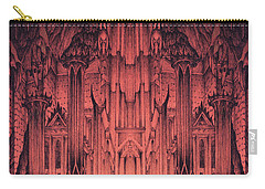 The Gates Of Barad Dur Carry-all Pouch