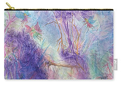 The Gathering Carry-all Pouch by Ellen Levinson