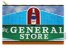 The General Store Carry-all Pouch by Paul Wear