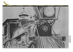 The General - Train - Big Shanty Kennesaw Ga Carry-all Pouch