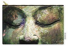 The Gifts Of Time Carry-all Pouch by Nola Lee Kelsey