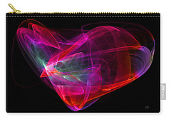 The Glass Heart Carry-all Pouch