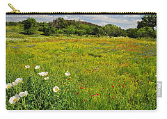 The Glory Of Spring Carry-all Pouch by Lynn Bauer