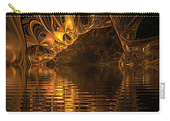 The Golden Cave Carry-all Pouch