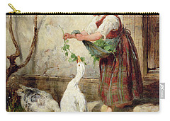 The Goose Girl Carry-all Pouch