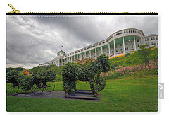 The Grand Hotel Mackinac Island Carry-all Pouch