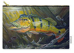 The Great Peacock Bass Carry-all Pouch