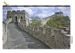The Great Wall Of China At Mutianyu 1 Carry-all Pouch